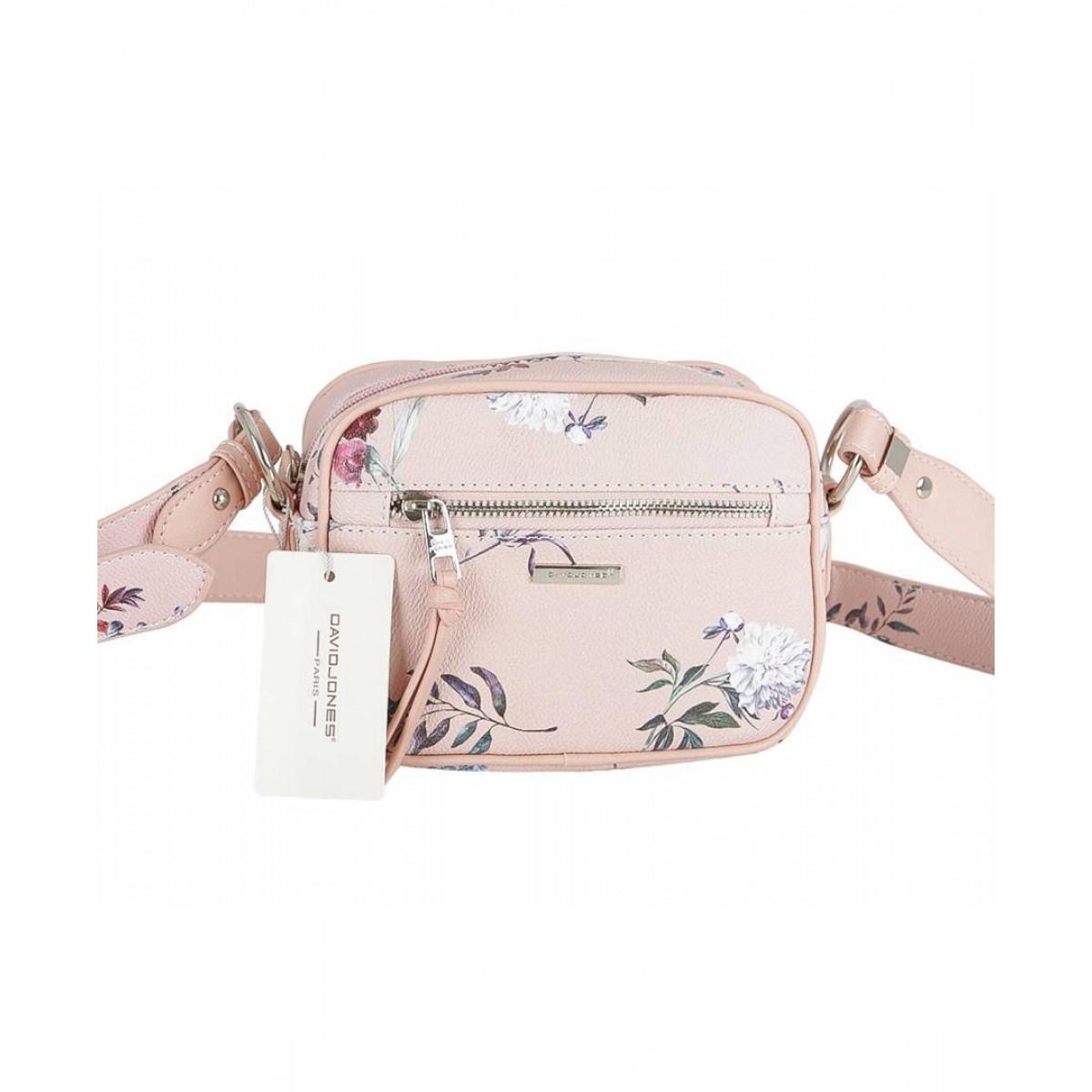 Жіноча сумка David Jones 5996-1 PINK