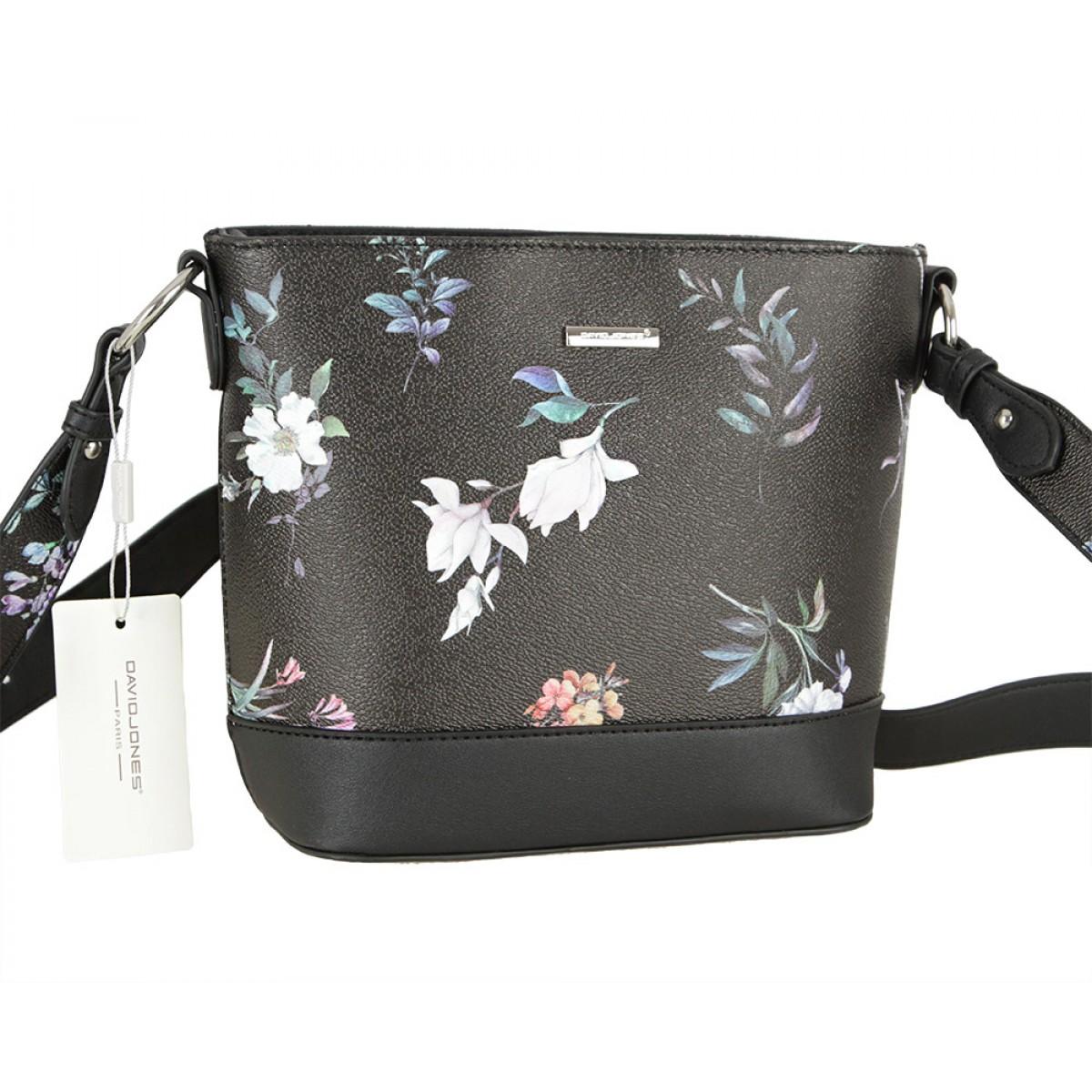 Жіноча сумка David Jones 5996-3 BLACK