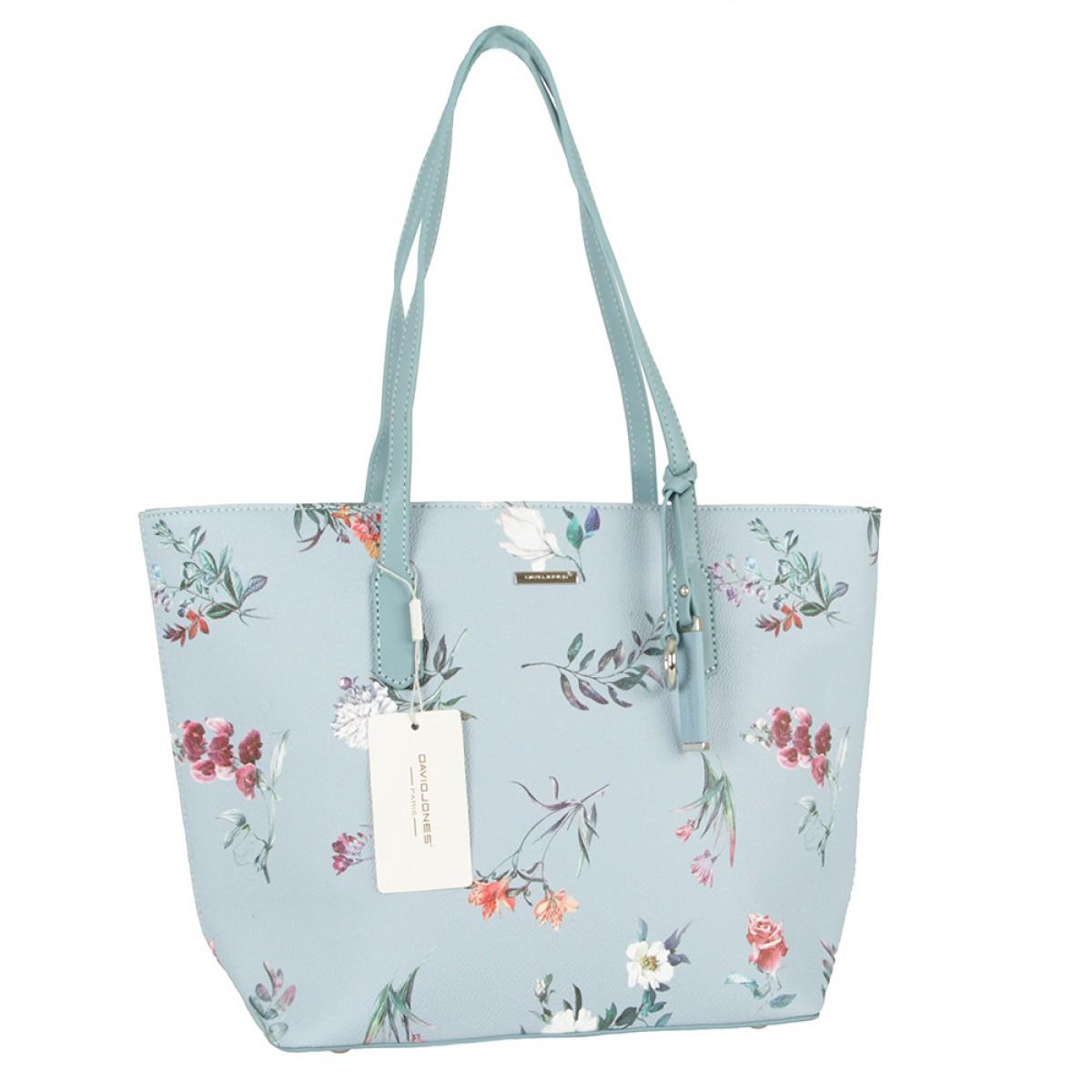 Жіноча сумка David Jones 5996-4 L.BLUE