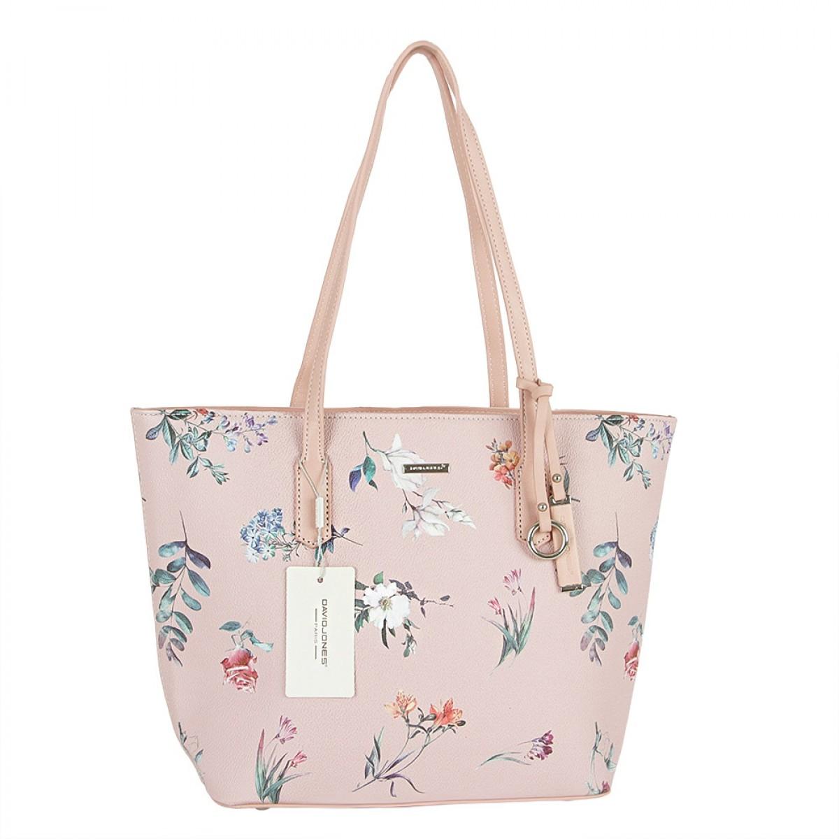 Жіноча сумка David Jones 5996-4 PINK