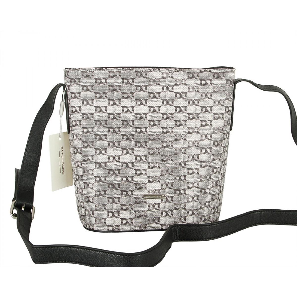 Жіноча сумка David Jones 5999-1 BLACK