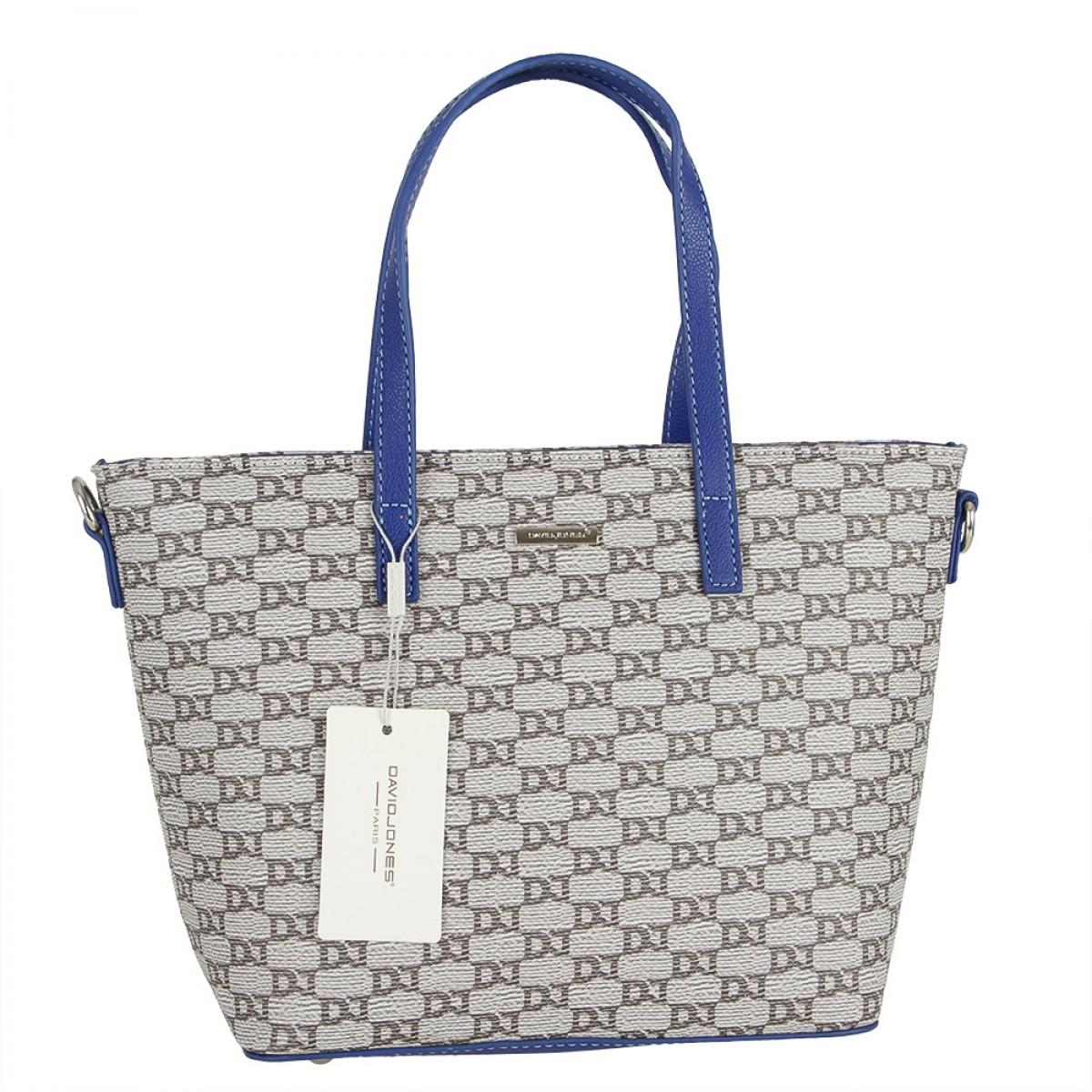 Жіноча сумка David Jones 5999-2 BLUE