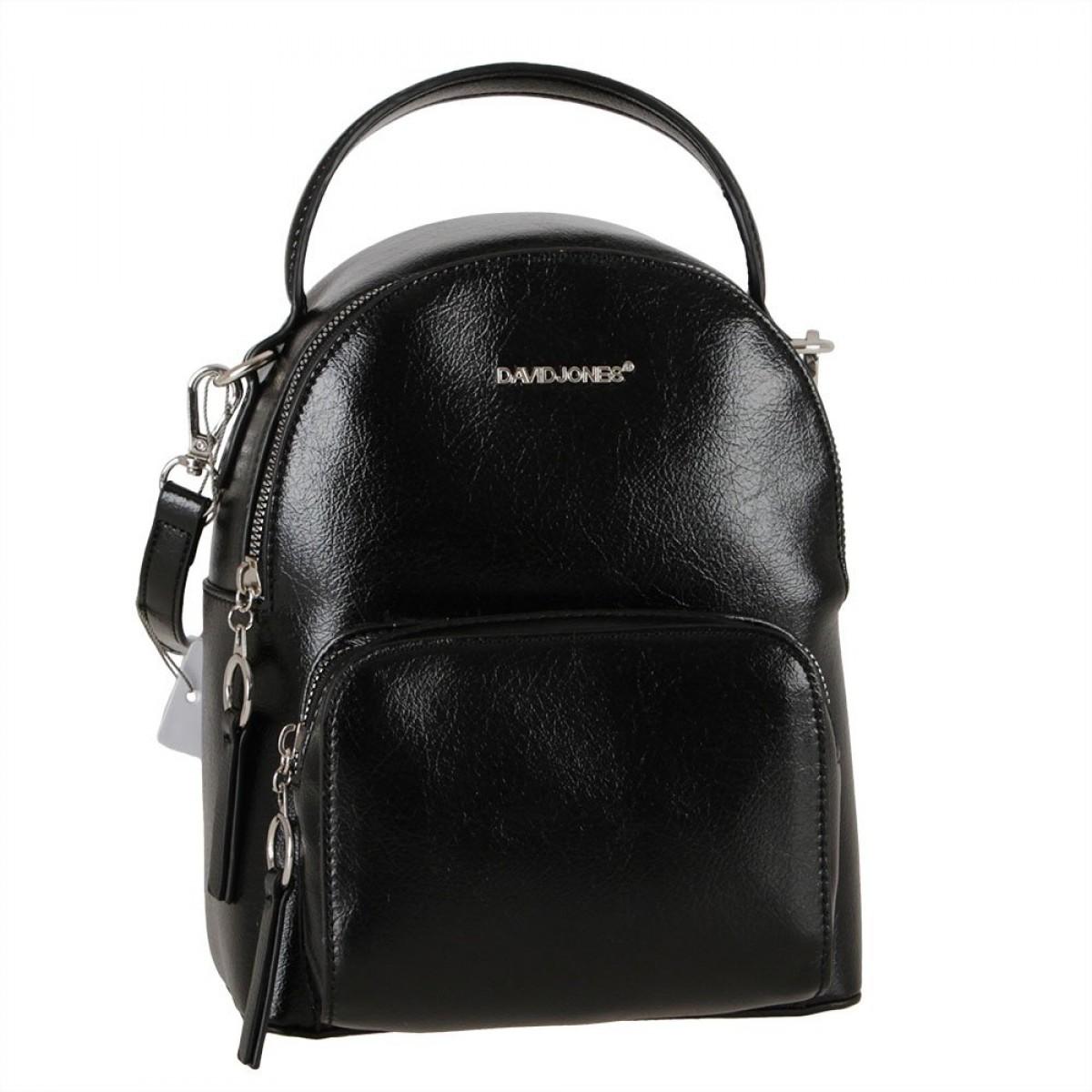 Жіночий рюкзак David Jones CM 6110 BLACK
