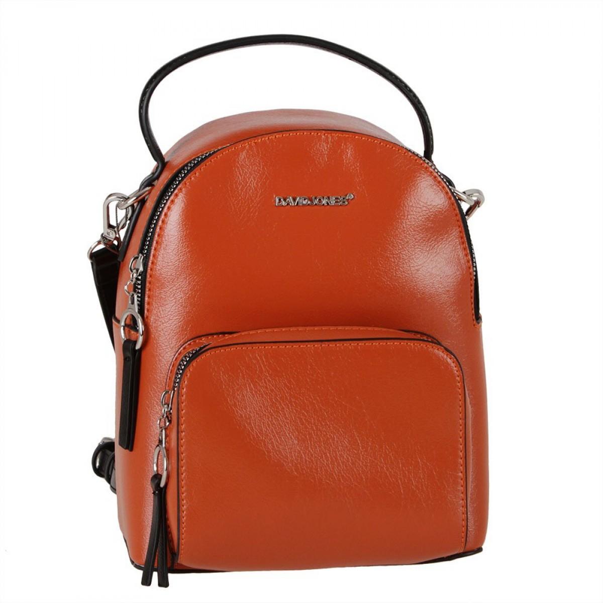 Жіночий рюкзак David Jones CM 6110 ORANGE