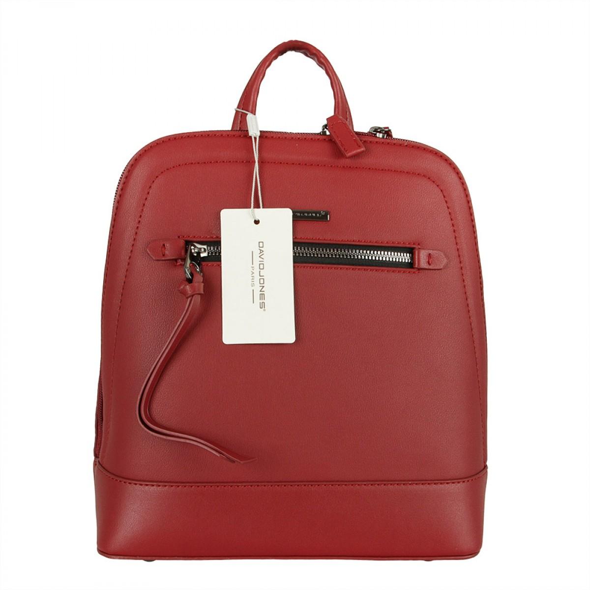 Жіночий рюкзак David Jones 6111-2 BORDEAUX