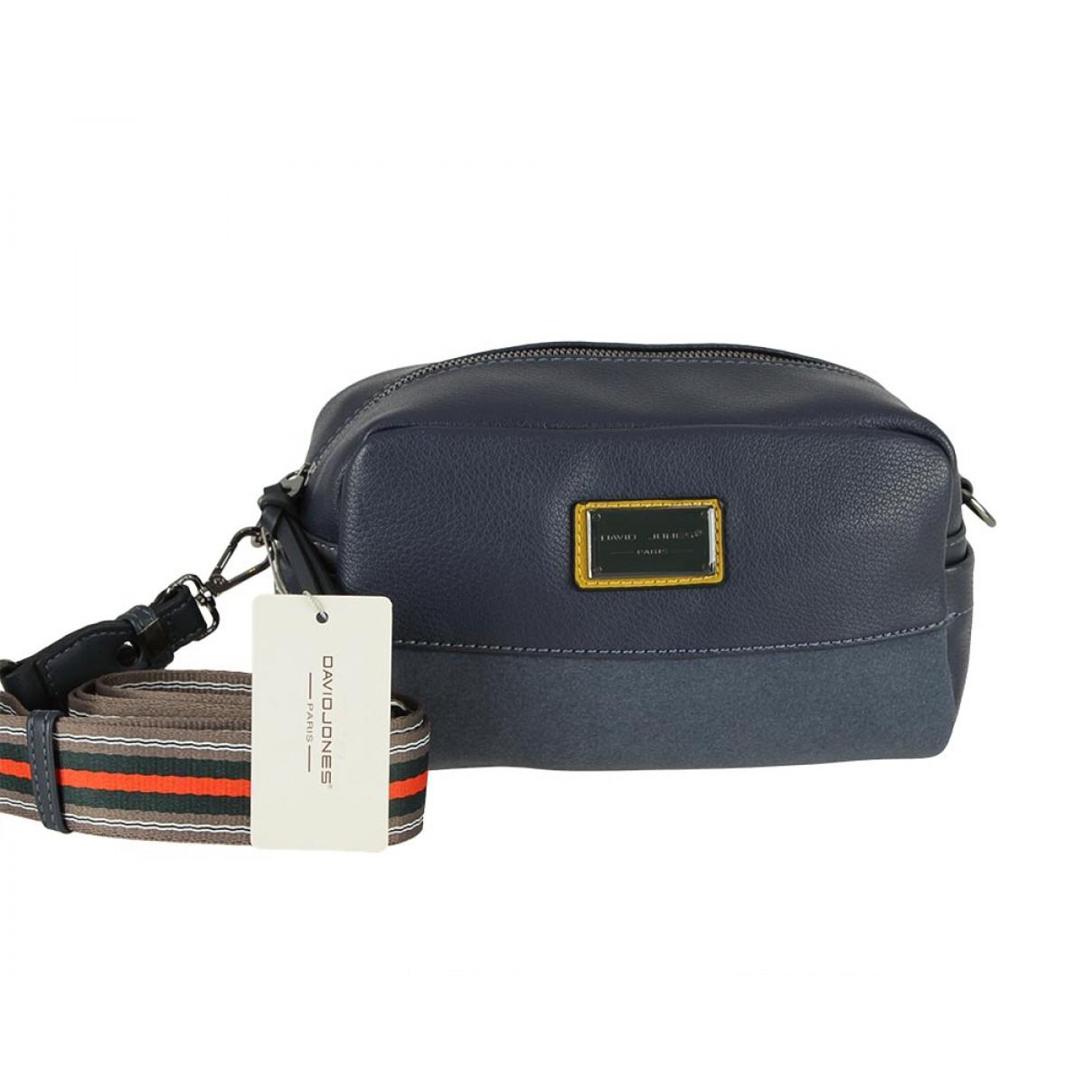 Жіноча сумка David Jones 6121-1 D.BLUE