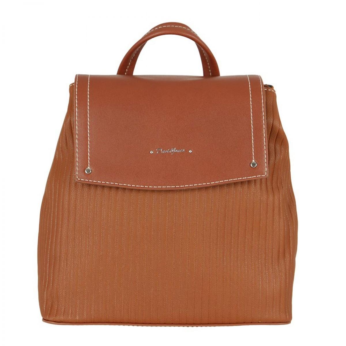 Жіночий рюкзак David Jones 6124-2 BROWN