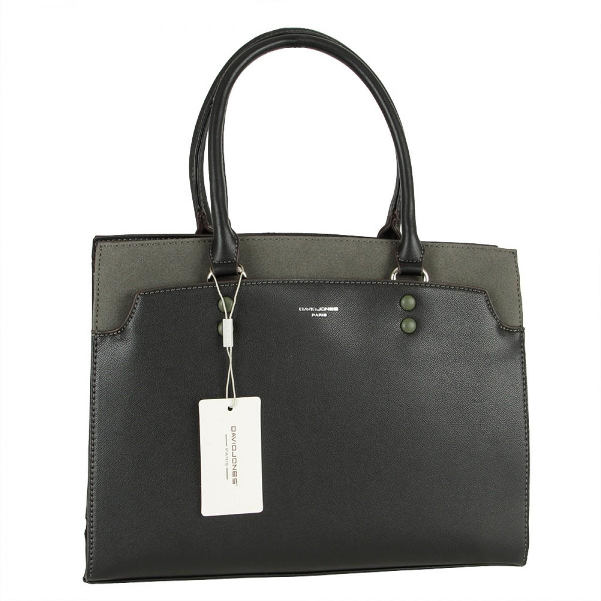 Жіноча сумка David Jones 6127-2 BLACK