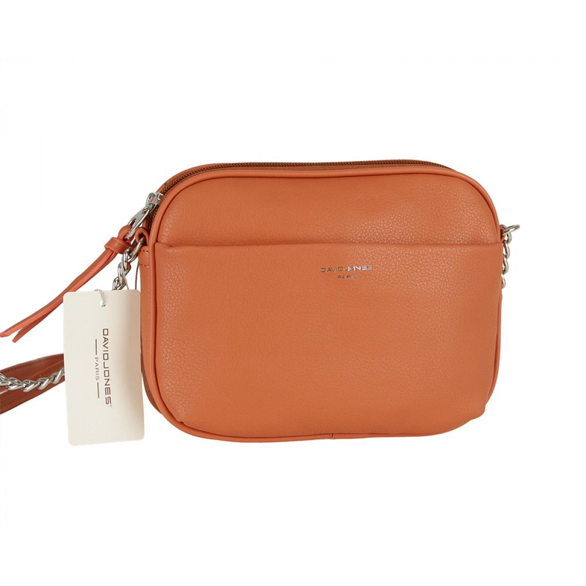 Жіноча сумка David Jones 6129-1 CORAL