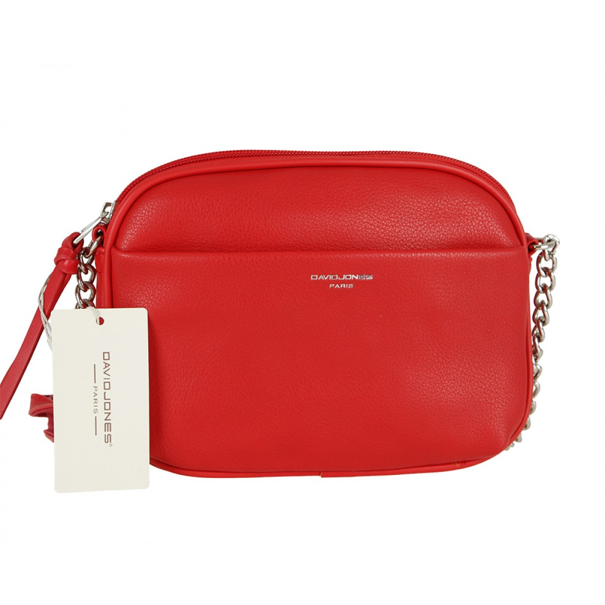 Жіноча сумка David Jones 6129-1 RED