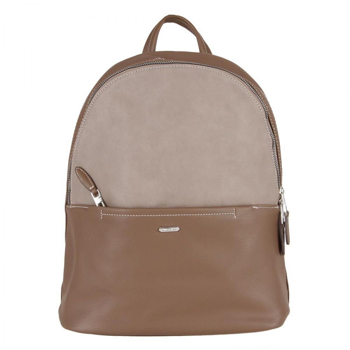 Жіночий рюкзак David Jones 6129-2 D.TAUPE