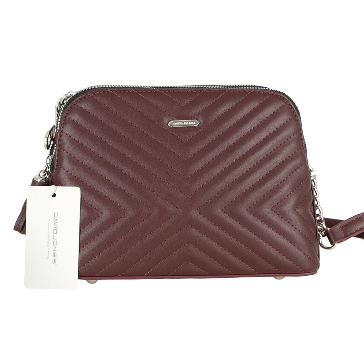Жіноча сумка David Jones 6146-1 D.PURPLE