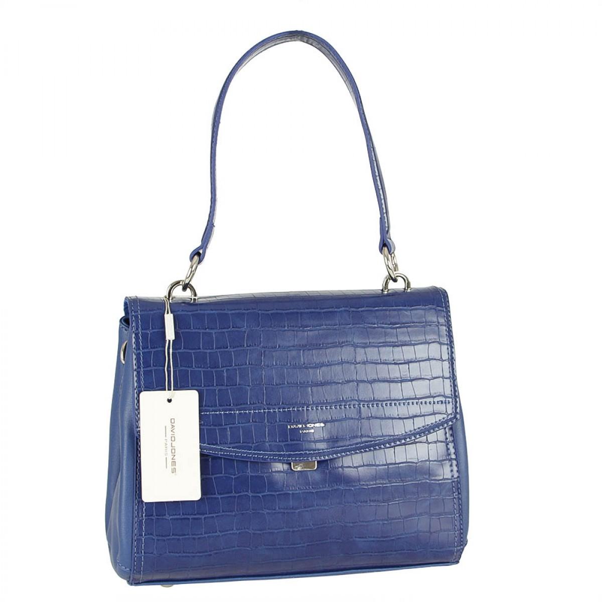 Жіноча сумка David Jones 6148-2 BLUE