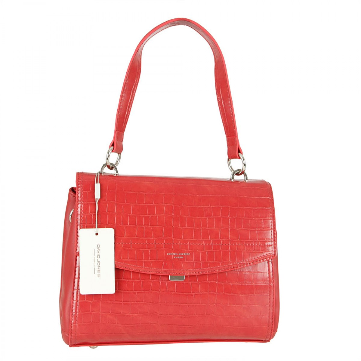 Жіноча сумка David Jones 6148-2 RED