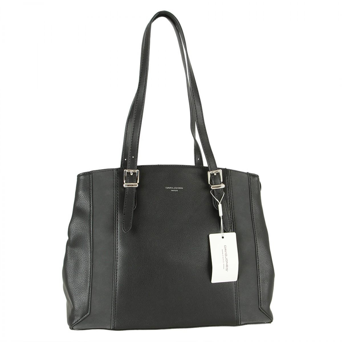 Жіноча сумка David Jones 6175-2 BLACK