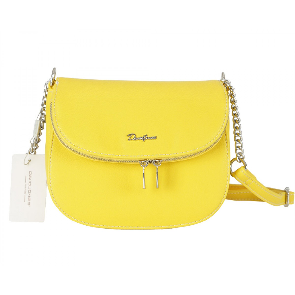 Жіноча сумка David Jones 6200-1A FEINT YELLOW