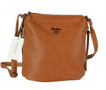 Жіноча сумка David Jones 6202-1A COGNAC
