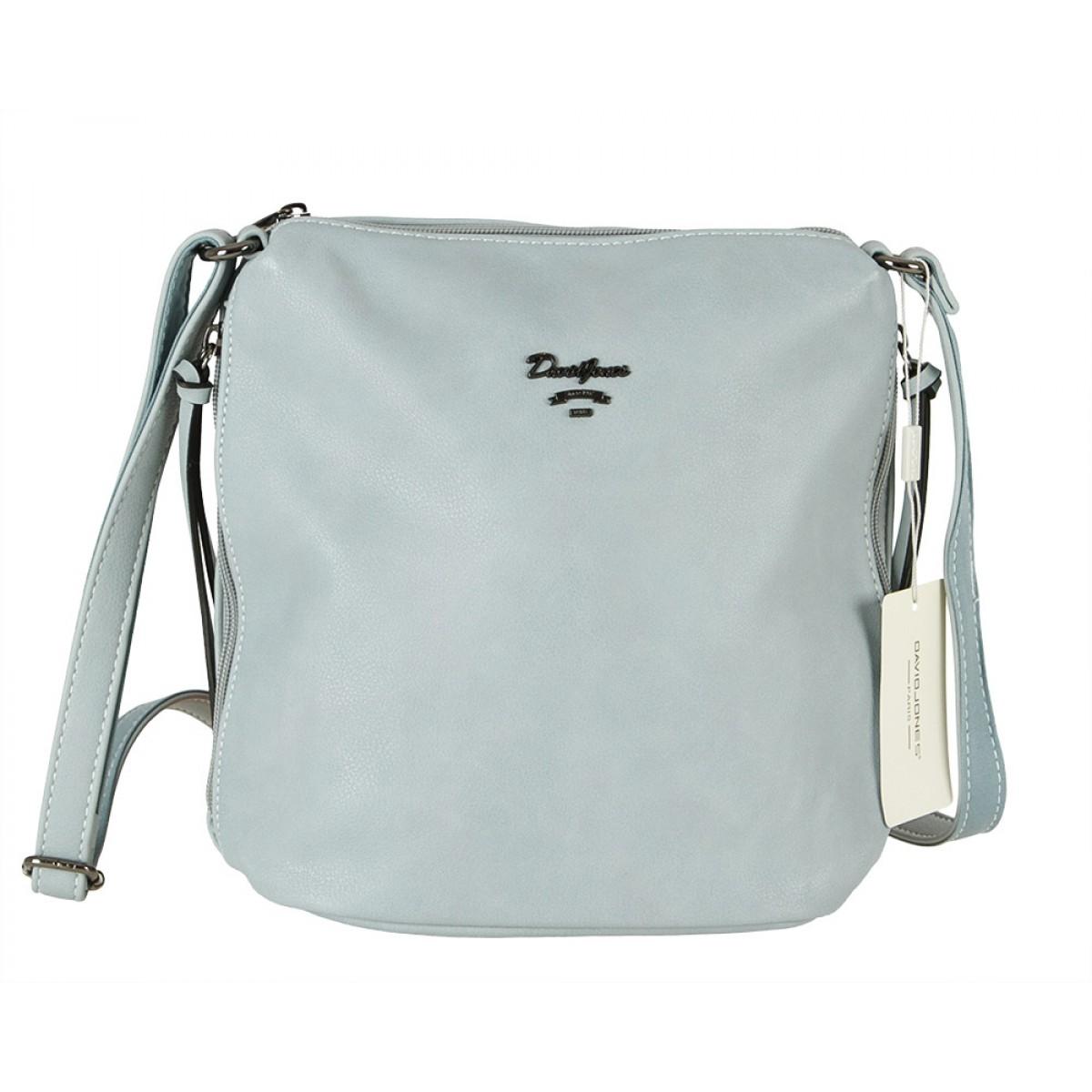 Жіноча сумка David Jones 6202-1A L.BLUE