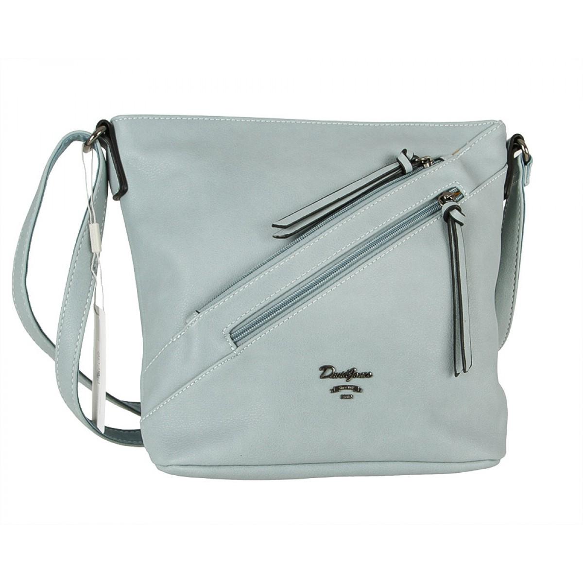 Жіноча сумка David Jones 6202-2A BLUE