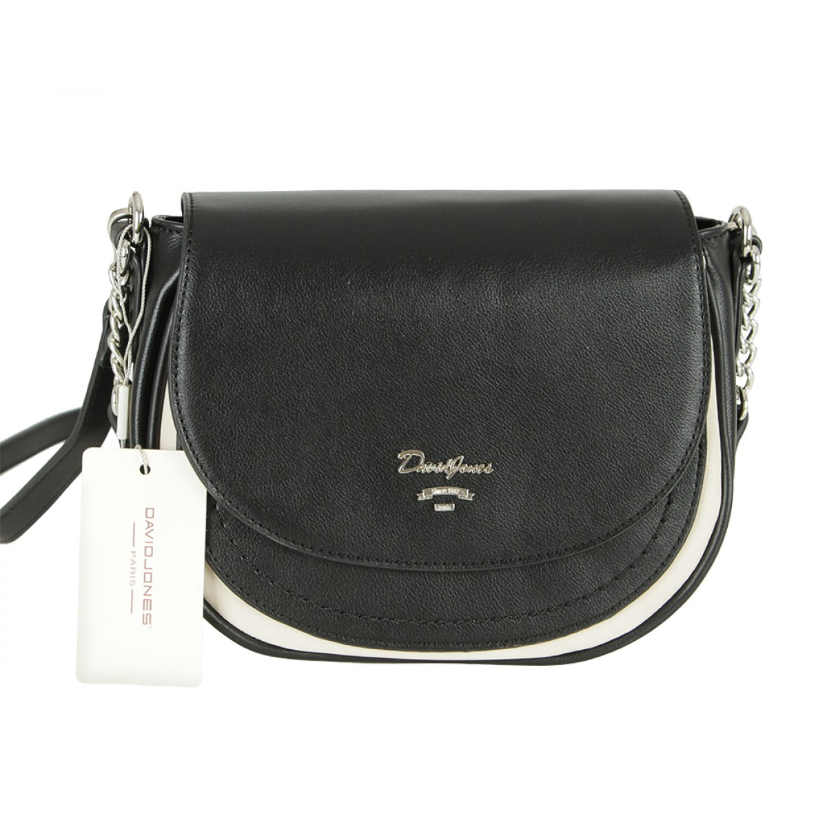 Жіноча сумка David Jones 6204-2 BLACK