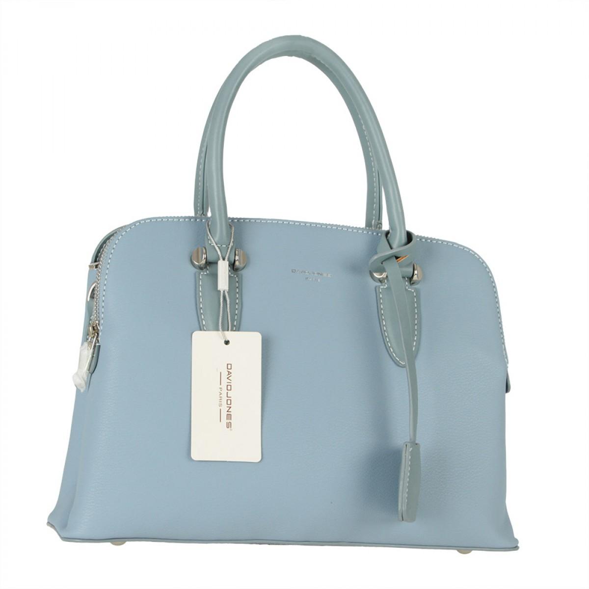 Жіноча сумка David Jones  6207-1A L.BLUE