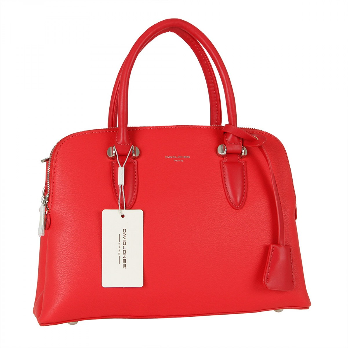 Жіноча сумка David Jones  6207-1A RED