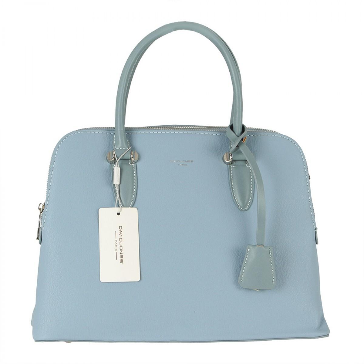 Жіноча сумка David Jones  6207-2A L.BLUE
