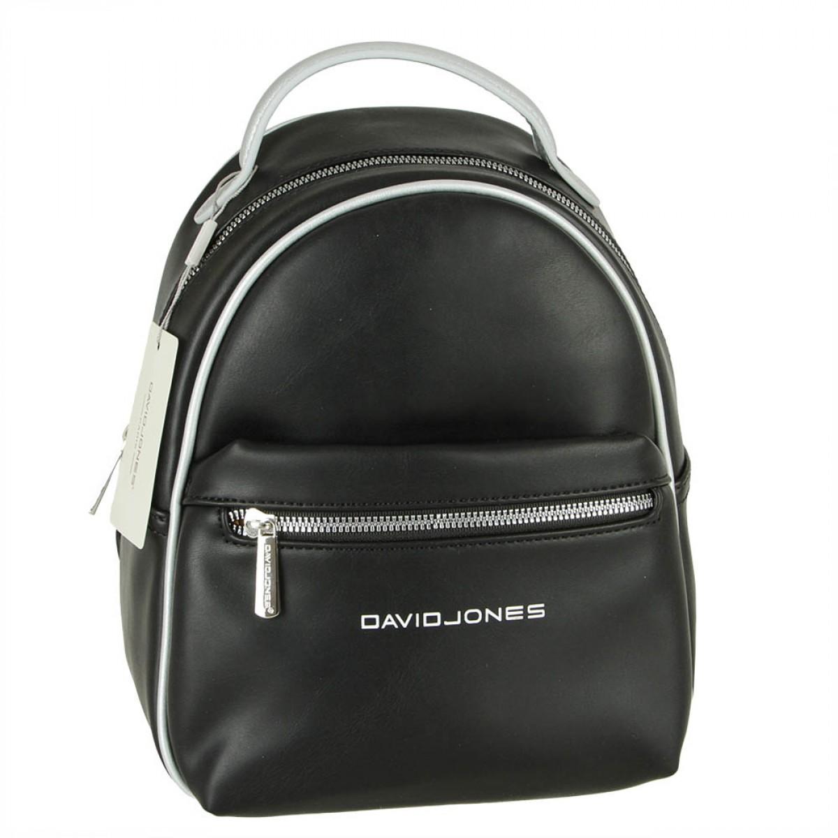 Жіночий рюкзак David Jones 6208-3 BLACK