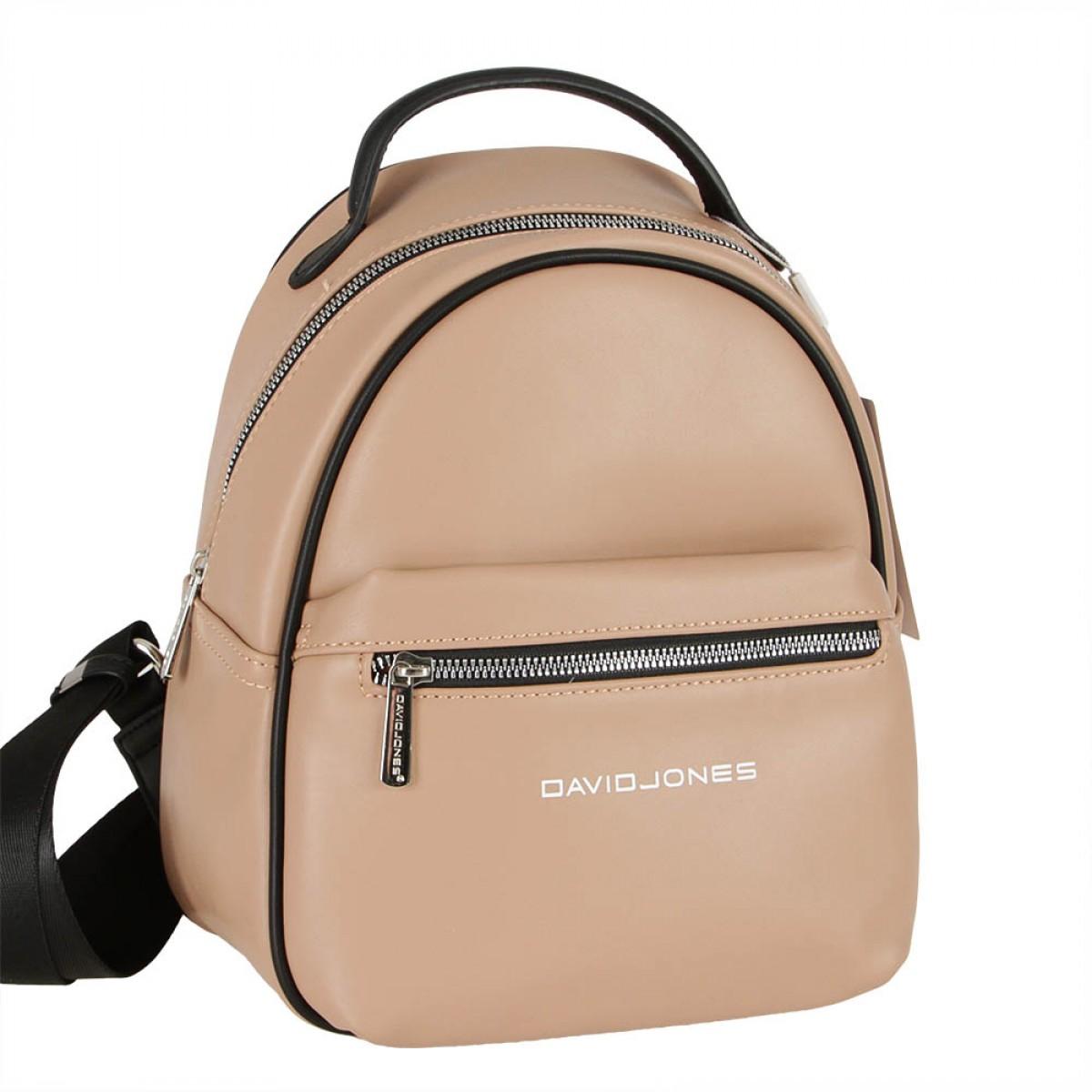 Жіночий рюкзак David Jones 6208-3 L.CAMEL
