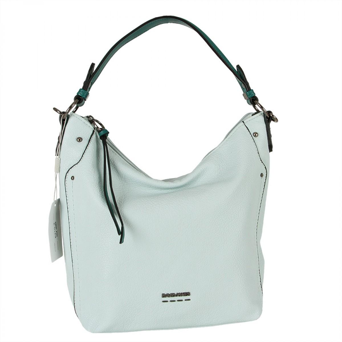 Жіноча сумка David Jones 6210-2 PALE GREEN