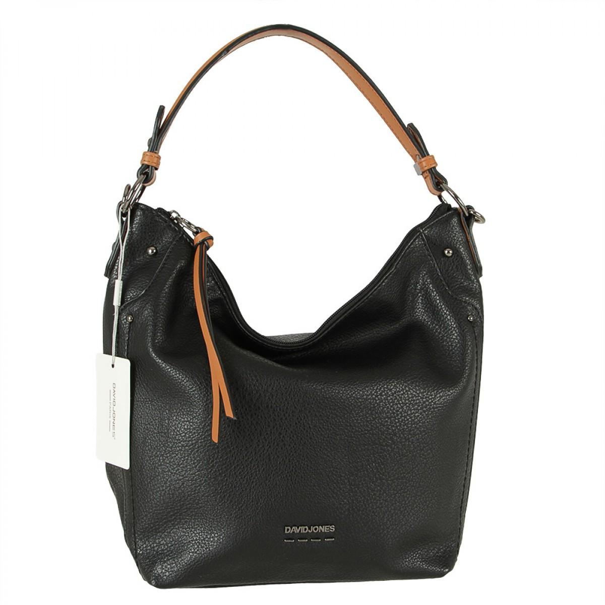 Жіноча сумка David Jones 6210-2 BLACK
