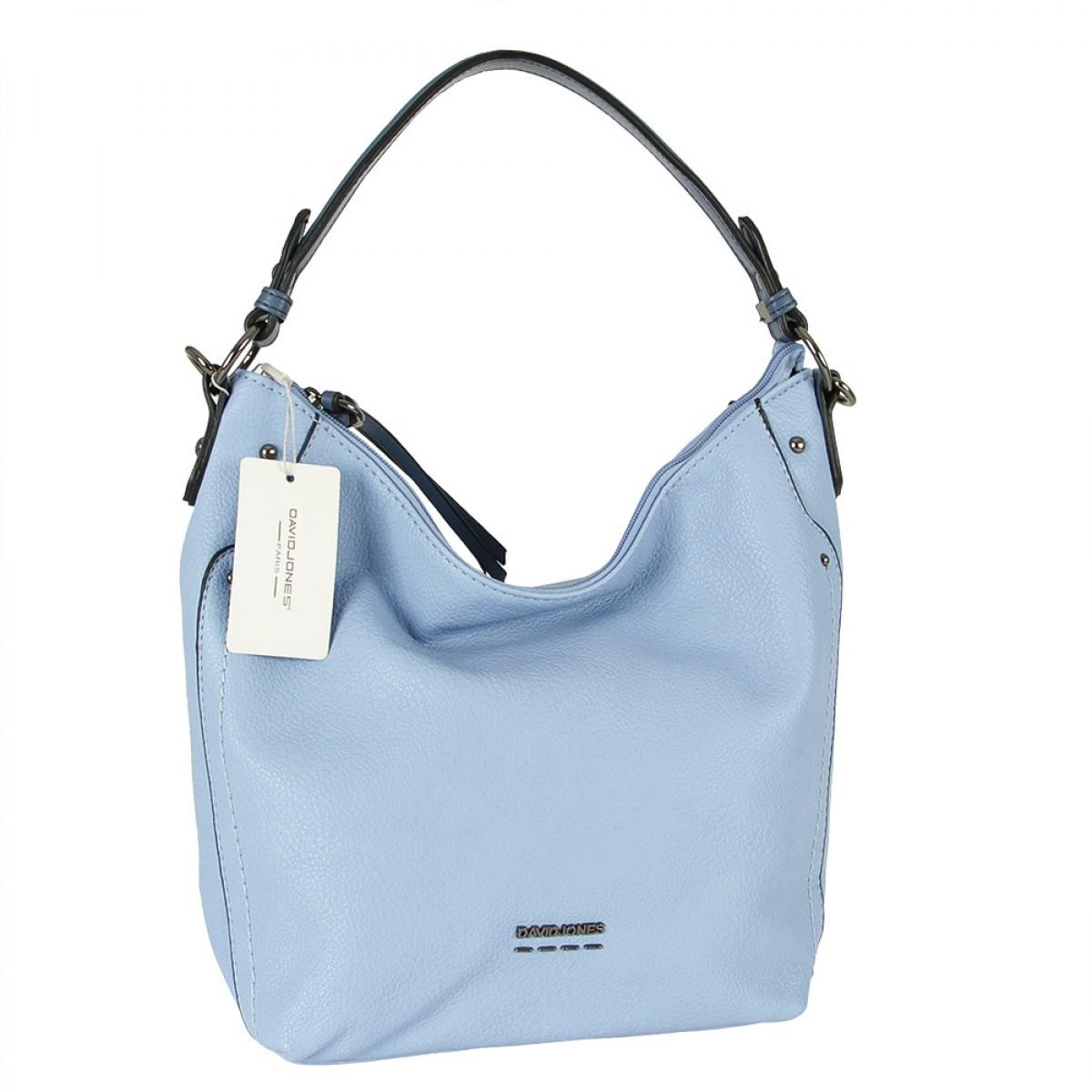 Жіноча сумка David Jones 6210-2 L.BLUE