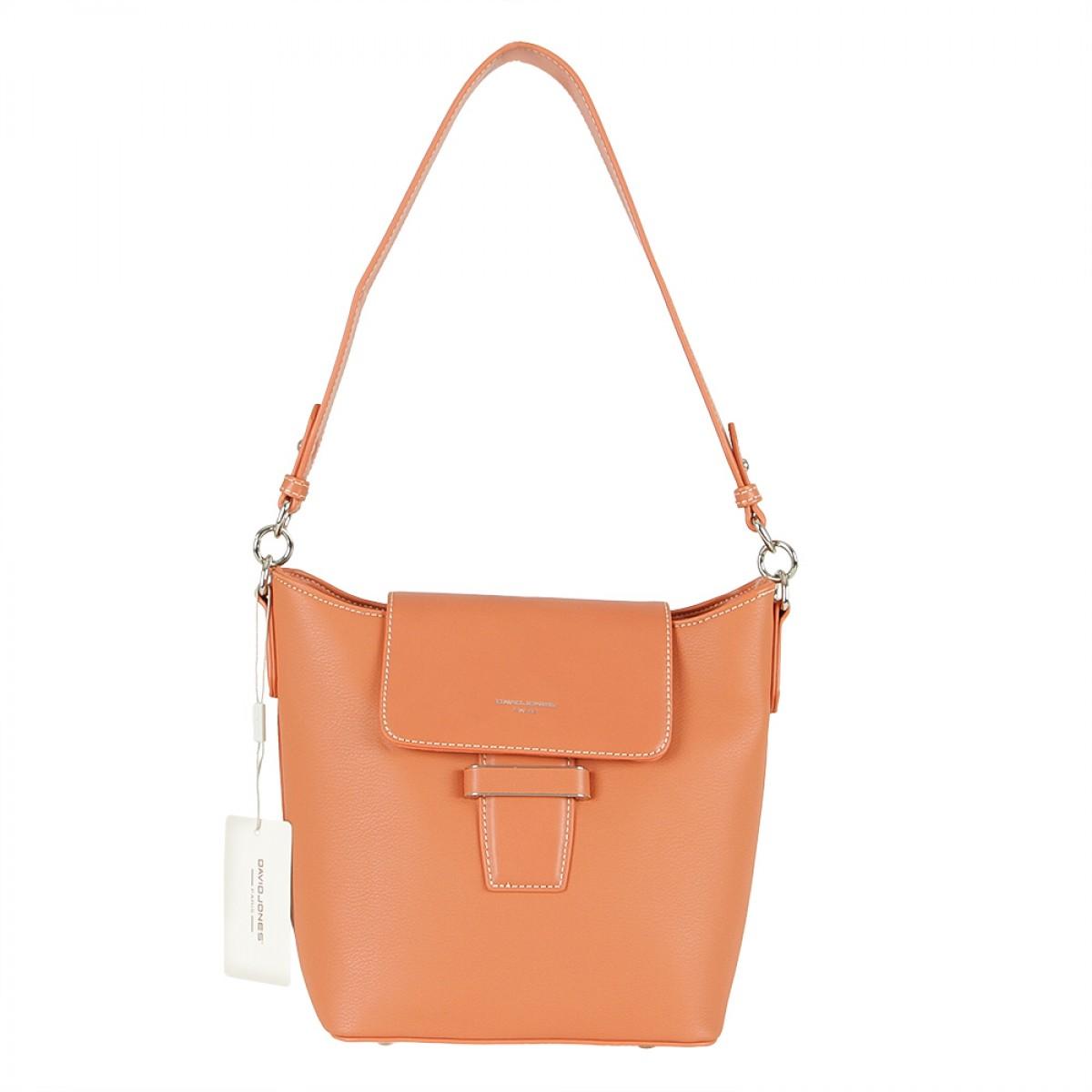 Жіноча сумка David Jones 6211-2 CORAL