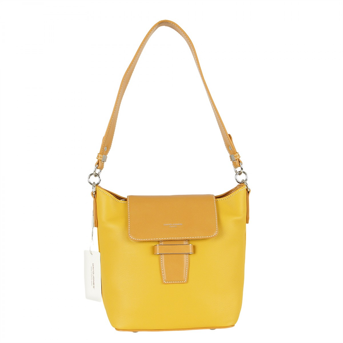 Жіноча сумка David Jones 6211-2 YELLOW