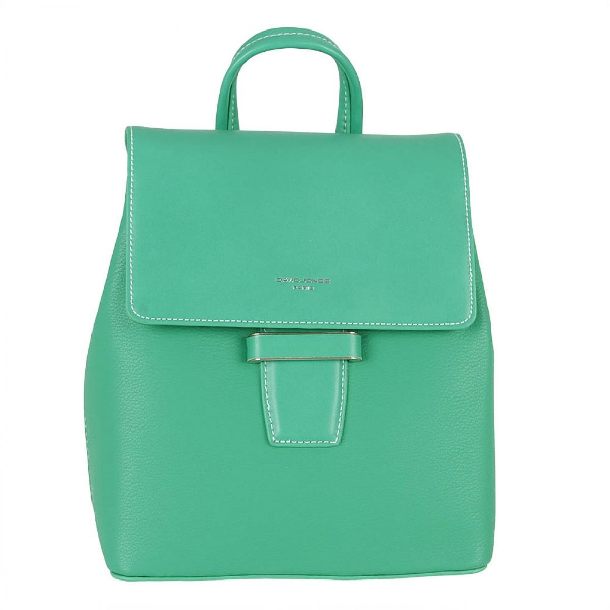 Жіночий рюкзак David Jones 6211-3 GREEN