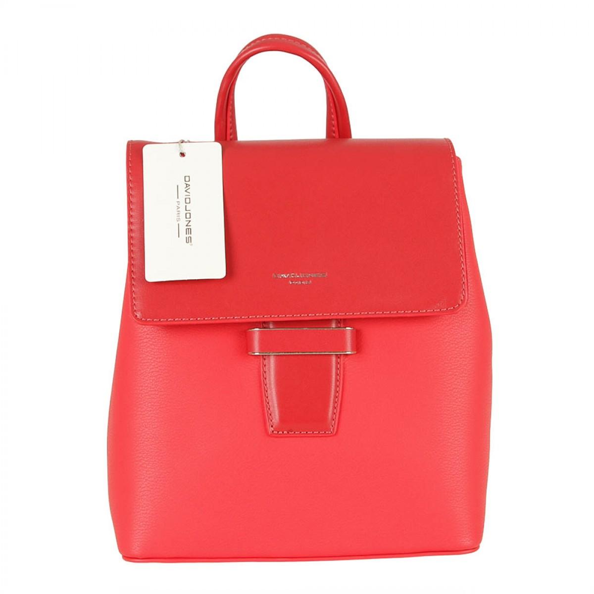Жіночий рюкзак David Jones 6211-3 RED