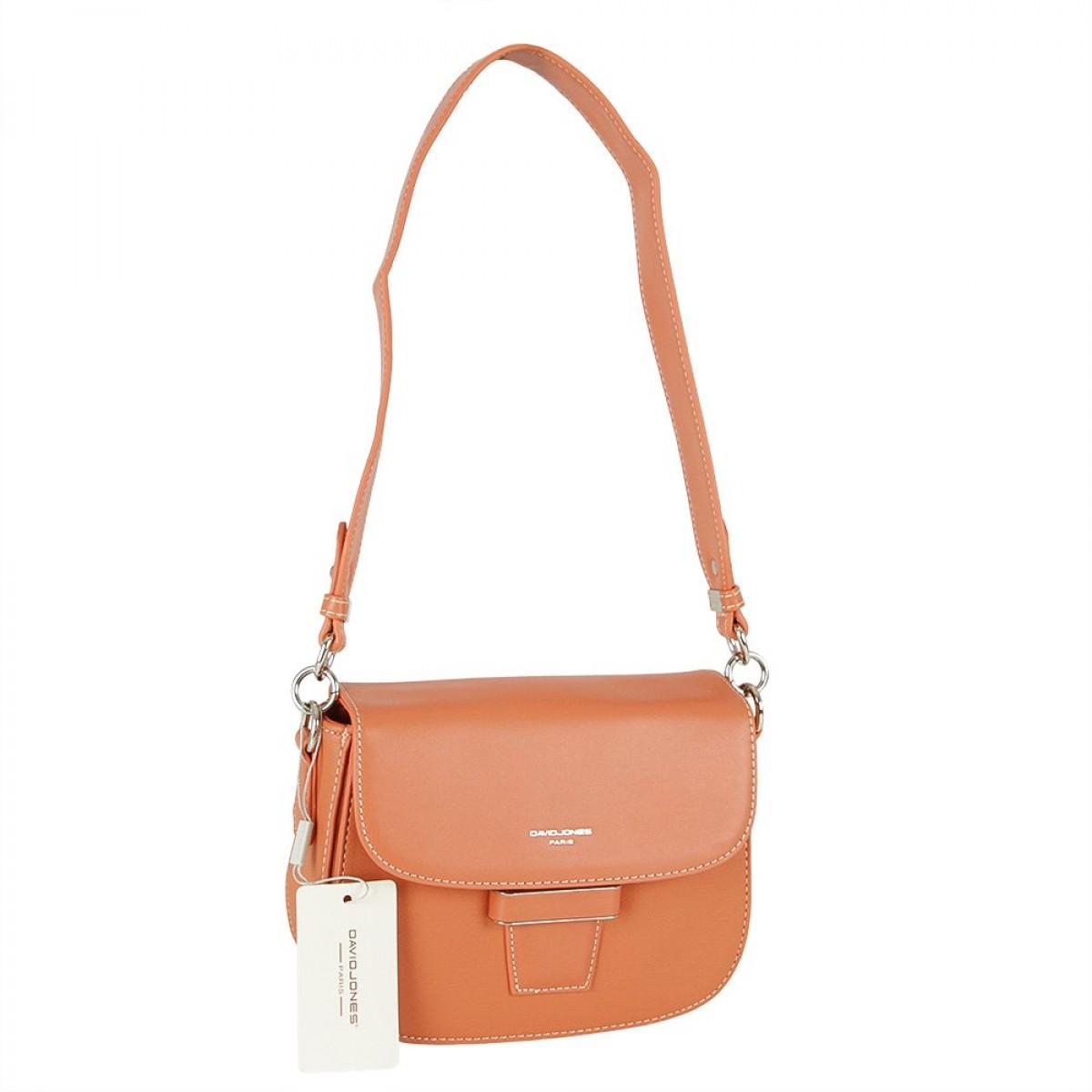 Жіноча сумка David Jones 6211-1 CORAL