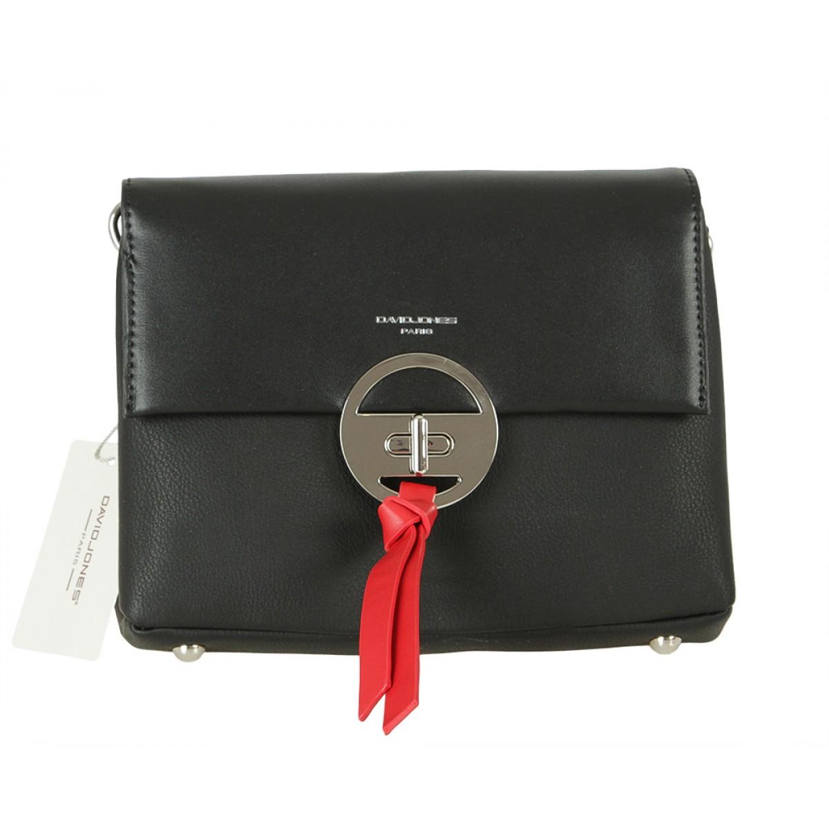 Жіноча сумка David Jones 6213-1 BLACK