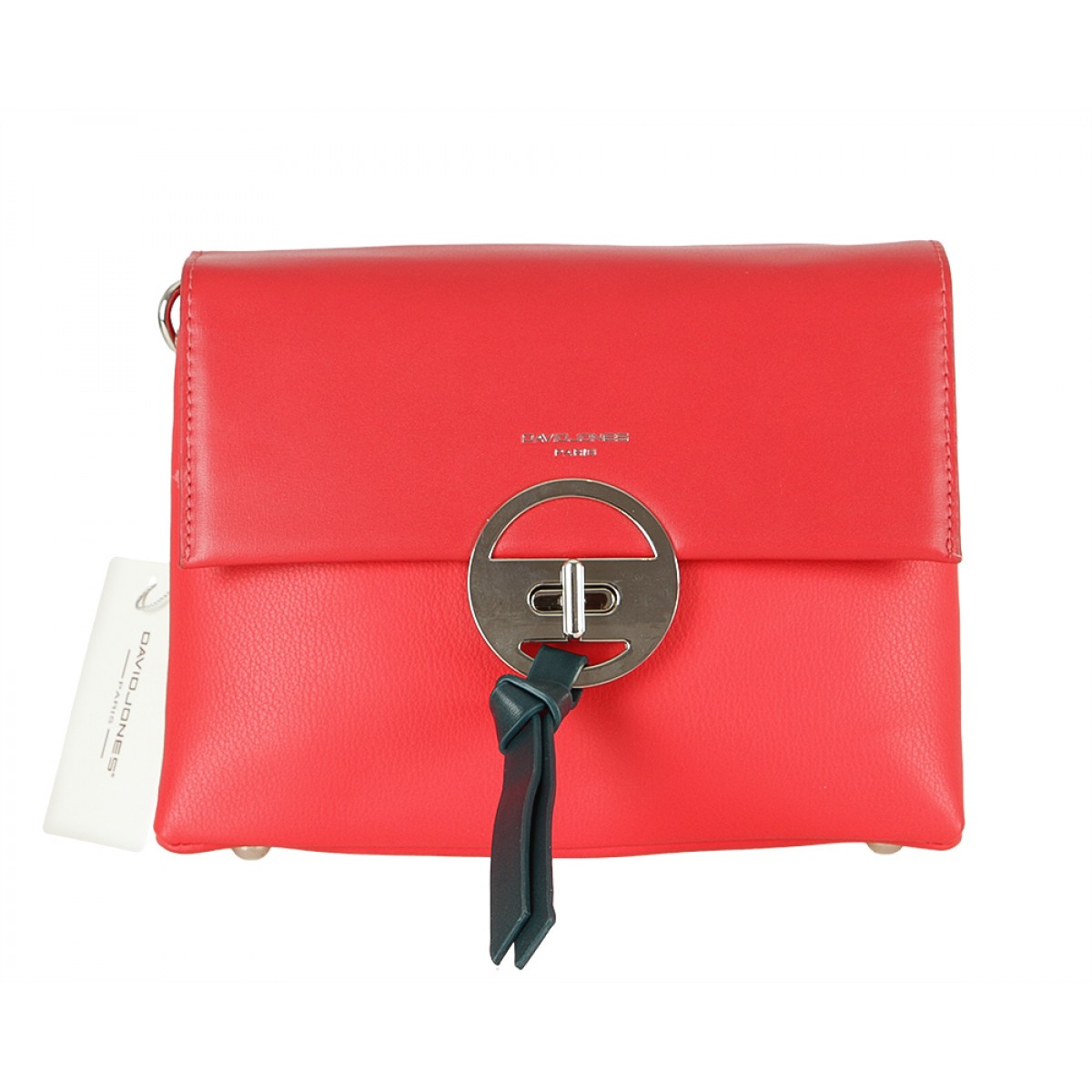 Жіноча сумка David Jones 6213-1 RED