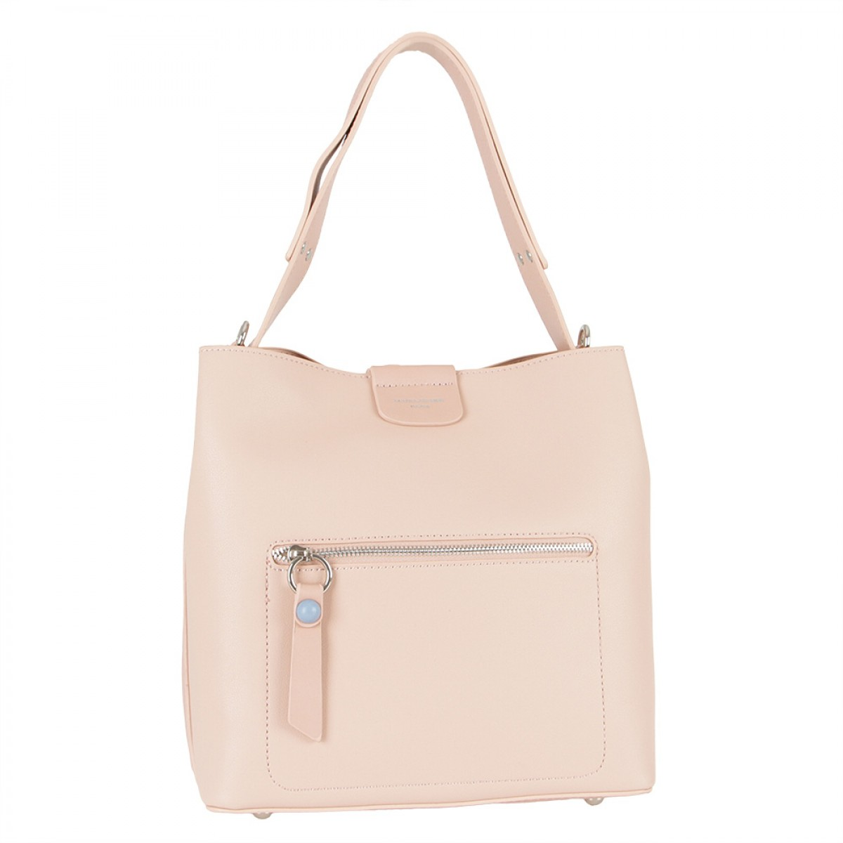 Жіноча сумка David Jones 6216-1 PINK