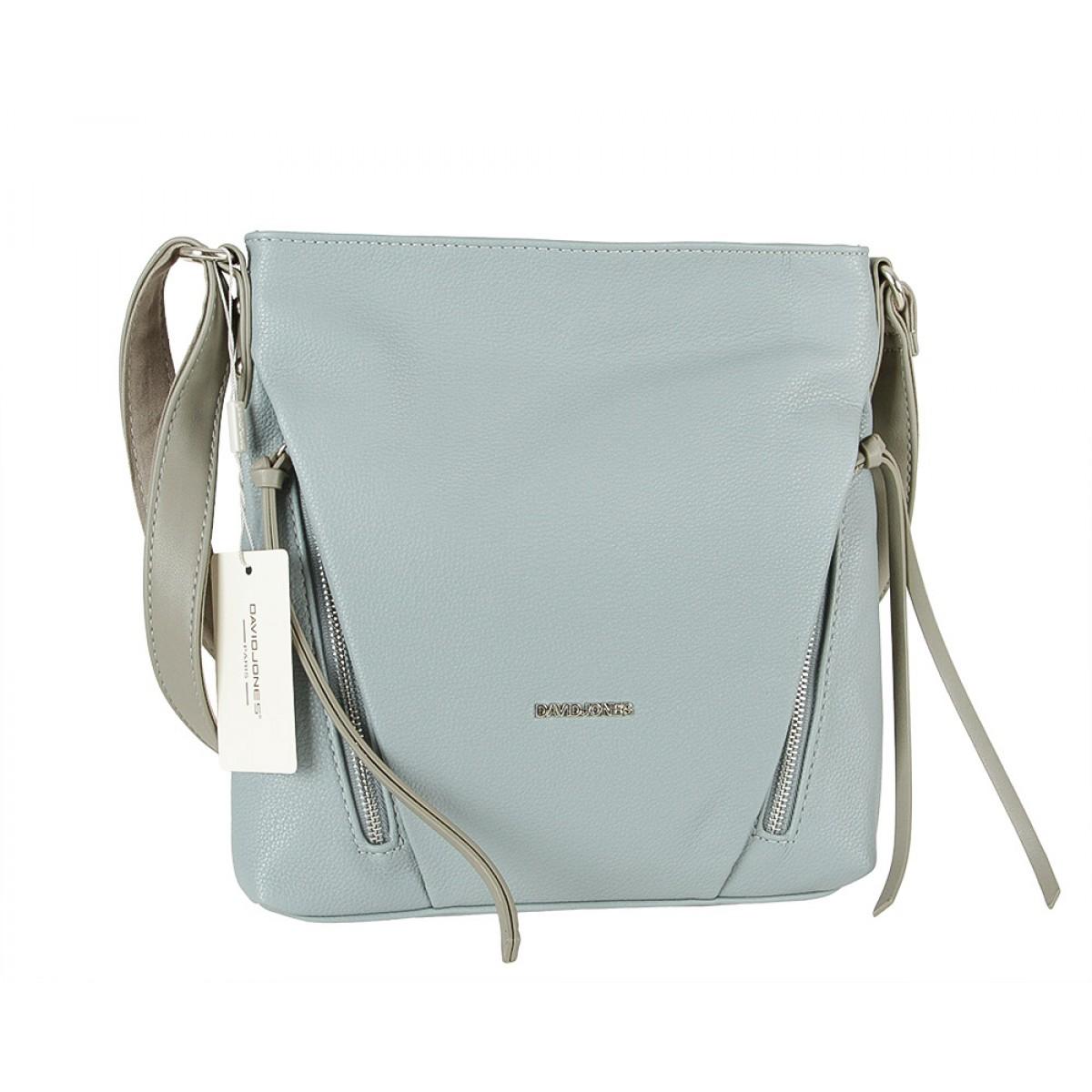 Жіноча сумка David Jones 6218-1 BLUE