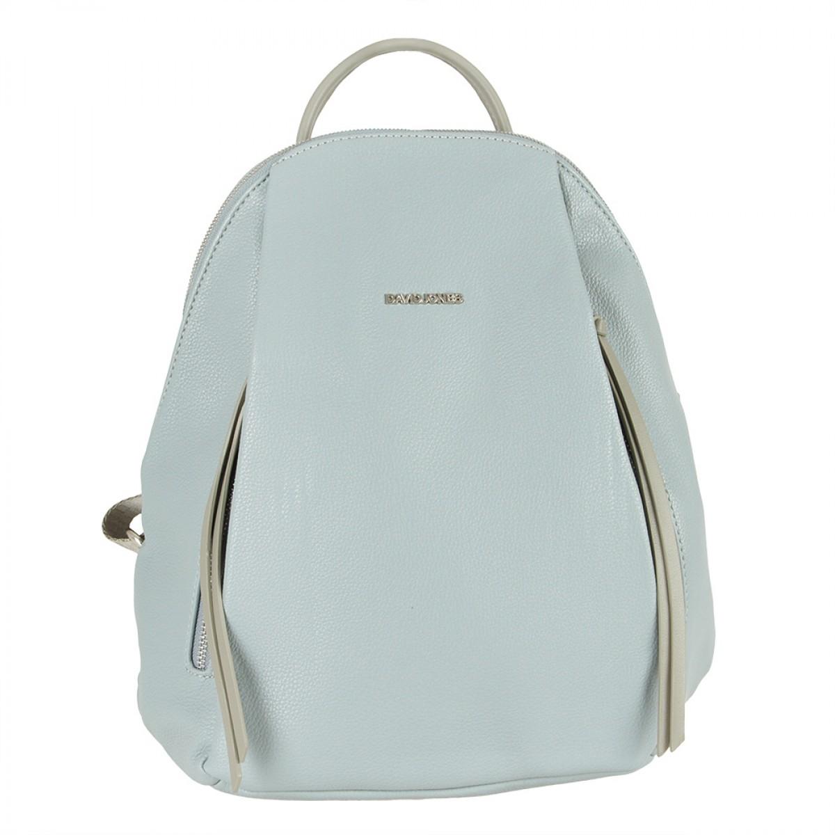 Жіночий рюкзак David Jones 6218-3 PALE BLUE