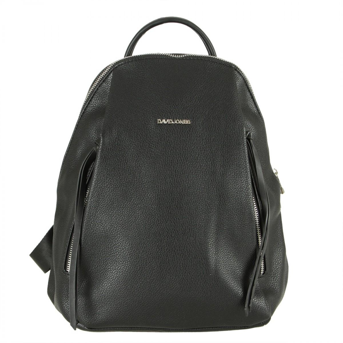 Жіночий рюкзак David Jones 6218-3 BLACK
