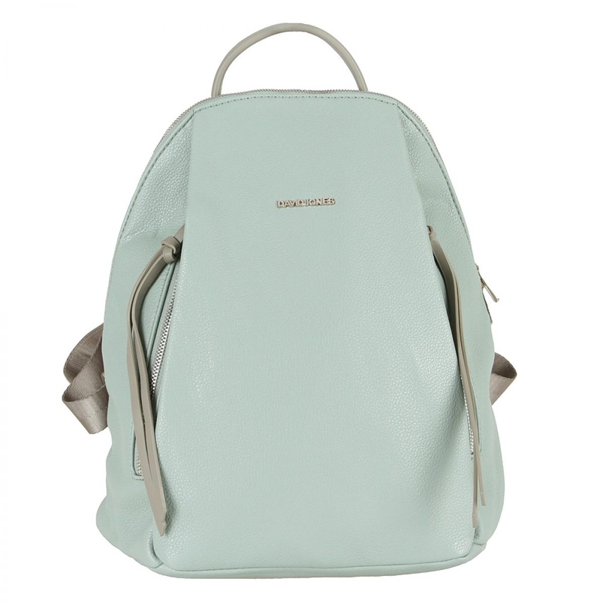 Жіночий рюкзак David Jones 6218-3 GREEN