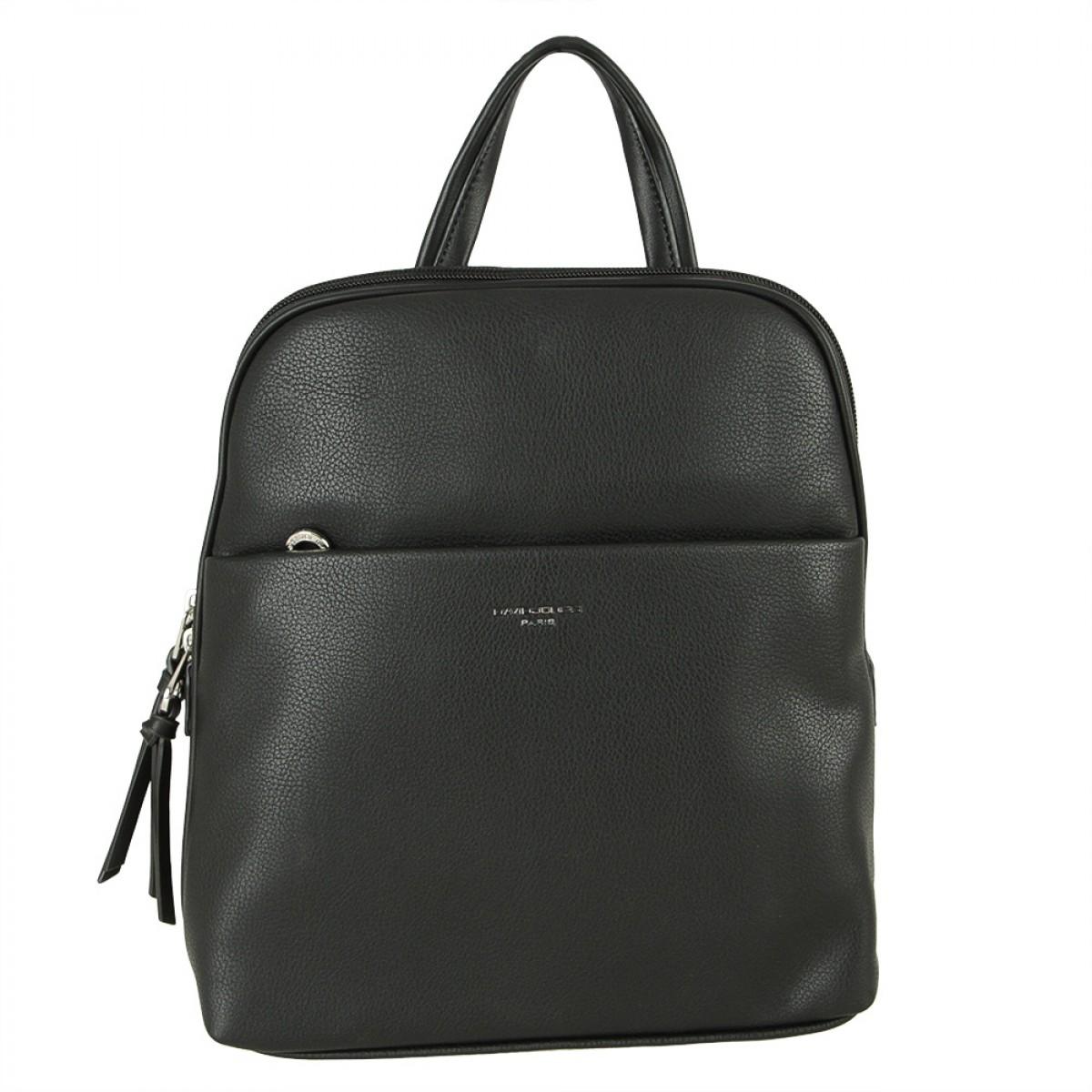 Жіночий рюкзак David Jones 6219-2 BLACK