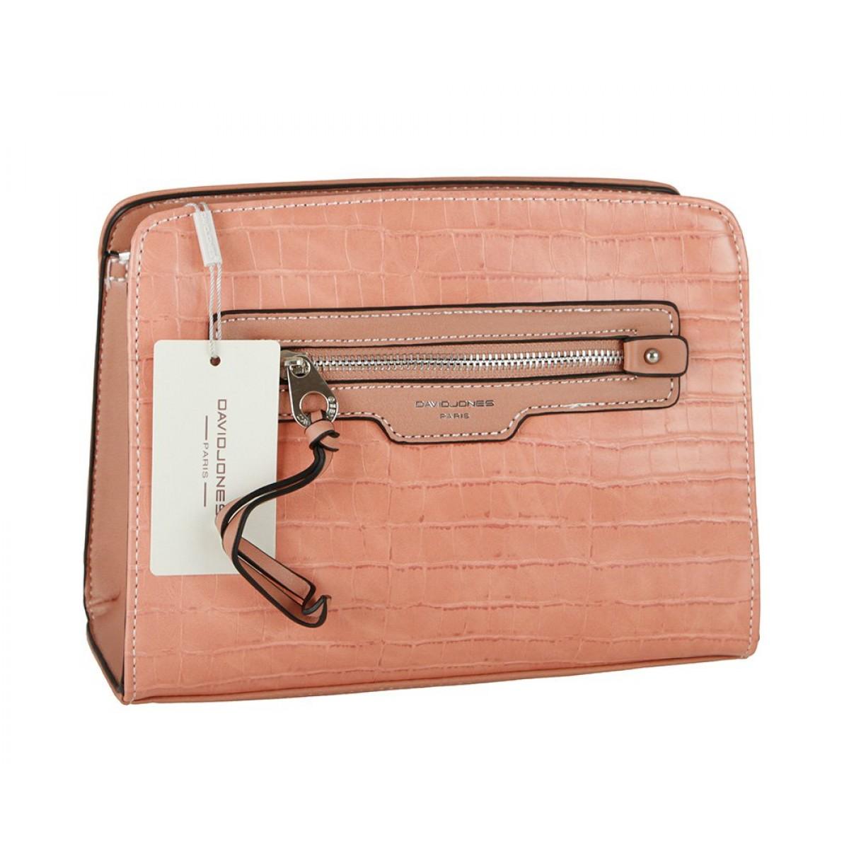 Жіноча сумка David Jones 6222-1 CORAL