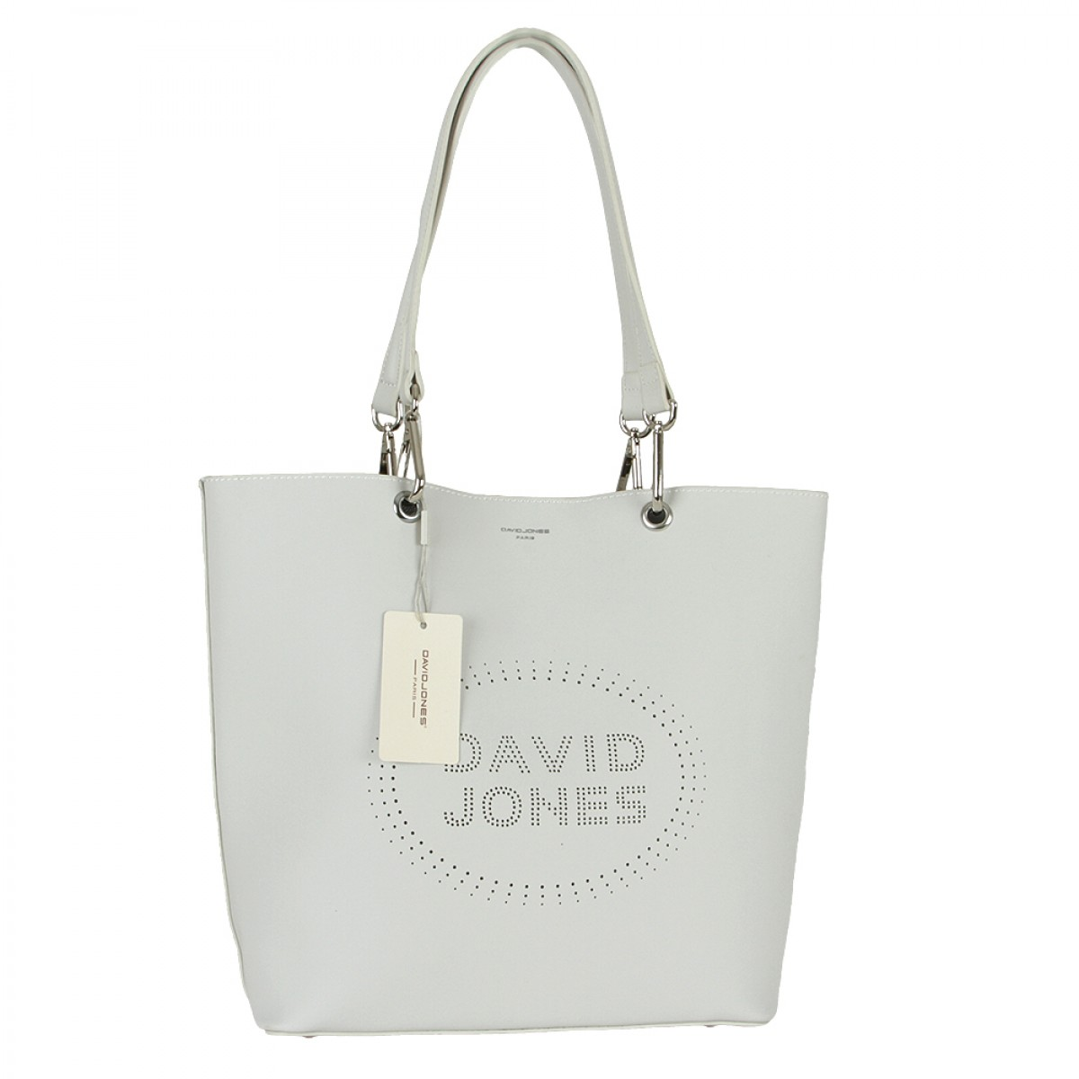 Жіноча сумка David Jones 6223-1 CREAMY WHITE