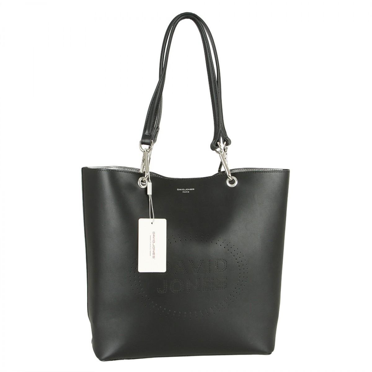 Жіноча сумка David Jones 6223-1 BLACK