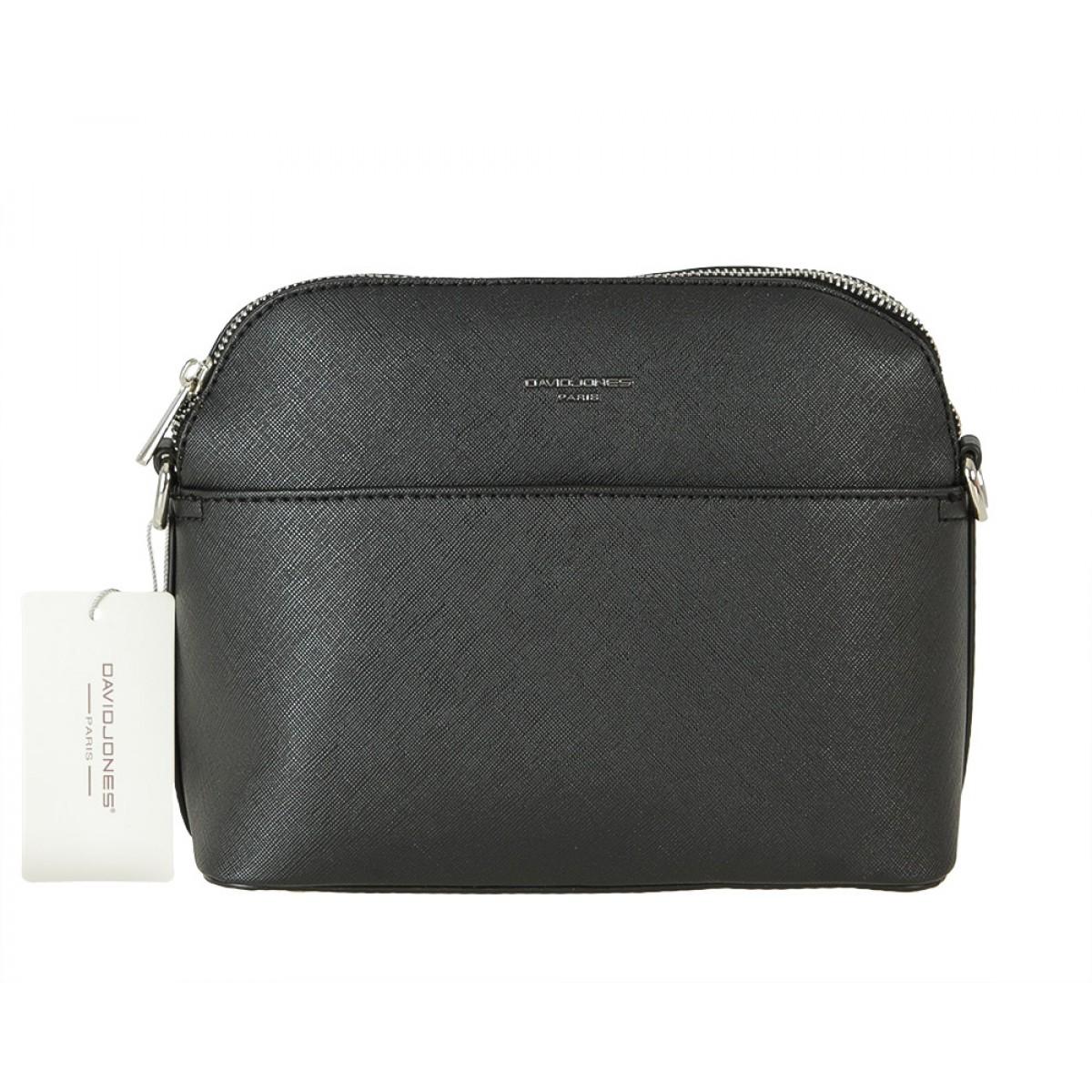 Жіноча сумка David Jones 6224-1 BLACK