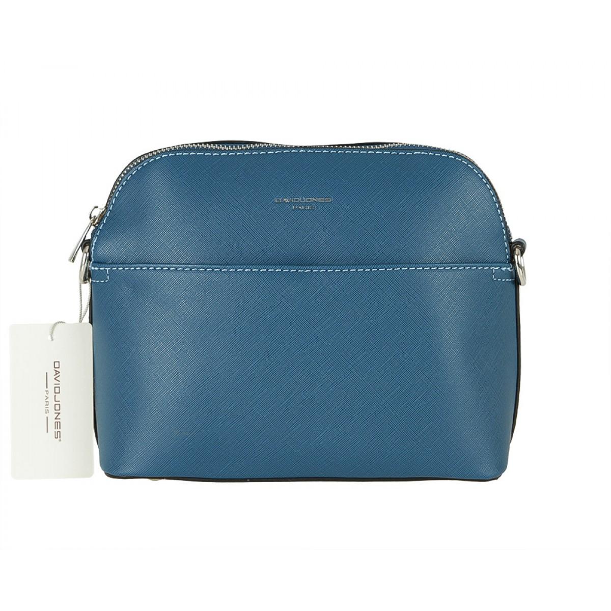 Жіноча сумка David Jones 6224-1 BLUE